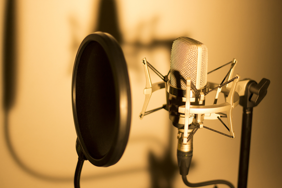 professional voiceover services expert