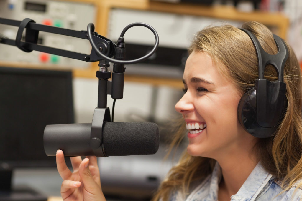 professional radio commercial voiceover service