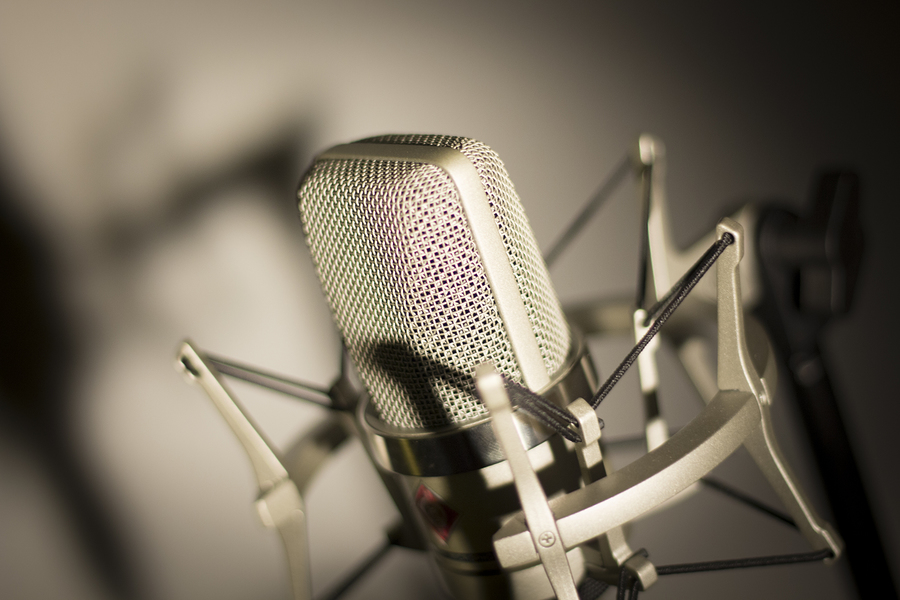 professional voiceover narration service